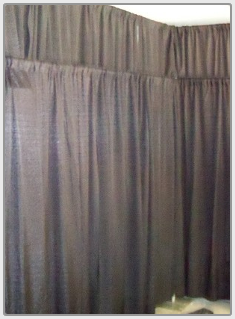 Screening Curtains